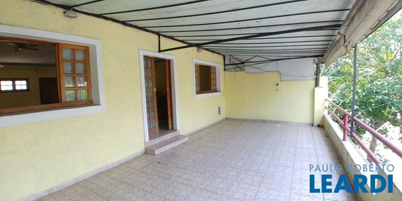 Casa Assobradada - Vila Mariana - Sp - 588678