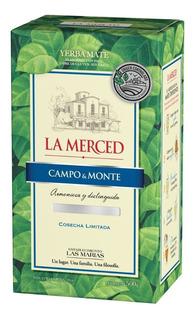 Yerba Mate La Merced Campo & Monte Oc 1/2 Kg.