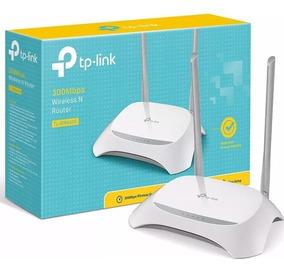 Roteador Tp-link Wr849 300mbps 2.4ghz