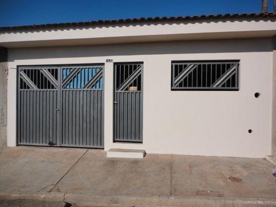 Casa Com 3 Dormitórios Para Alugar, 105 M² Por R$ 750,00/mês - Luiz Masud Cury - Rio Das Pedras/sp - Ca0084