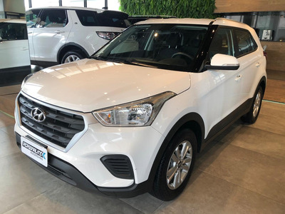 Hyundai Creta Atitude 1.6 Manual Flex 2019