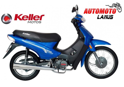 Keller Crono Classic 110 0km 2021 Automoto Lanus