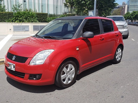 Suzuki Swift 1.5 N 2008 128.000 Kms Impecable