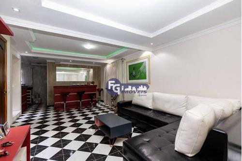 Imagem 1 de 30 de Sobrado À Venda, 180 M² Por R$ 584.000,00 - Ouro Fino - São José Dos Pinhais/pr - So0169