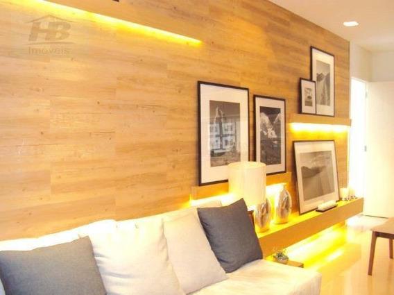 Apartamento Residencial À Venda, Brooklin Paulista, São Paulo. - Ap2239