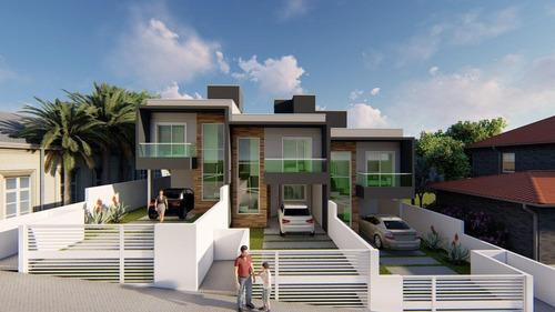 Sobrado Com 3 Dormitórios À Venda, 112 M² Por R$ 335.000,00 - Ingleses Norte - Florianópolis/sc - So0863