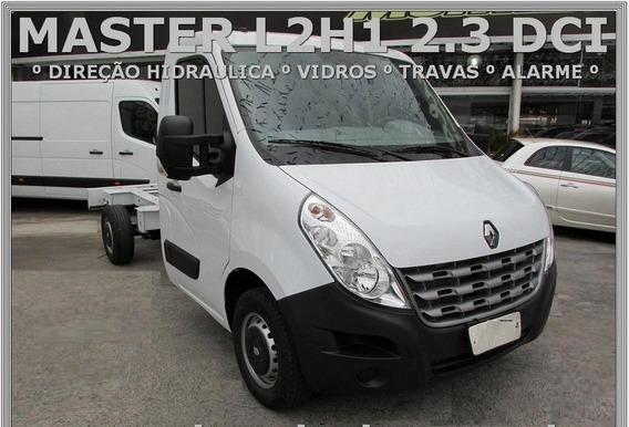 Renault Master 2.3 L2h1 2p Chassi De Serie 0km2020