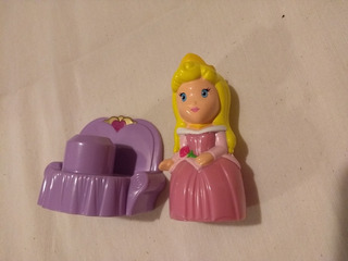 Mega Bloks Princesa Aurora Disney