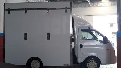 Food Truck Hr Novíssimo 3900 Km - Ótimo Preço