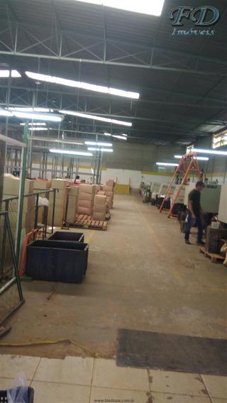 Galpões Industriais Para Alugar Em Mairiporã/sp - Alugue O Seu Galpões Industriais Aqui! - 1402607