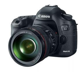 Câmera Eos Canon 5d Mark Iii + Lente (original Profissional)
