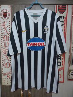 Camisa Juventus De Turin ( Nike / Made In Brasil )