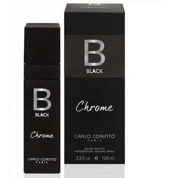 Carlo Corinto Black Chrome De Carlo Corinto