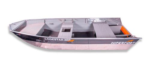 Bote Aluminio Lodestar 360 Nautica Pesca Travesia Lanchas