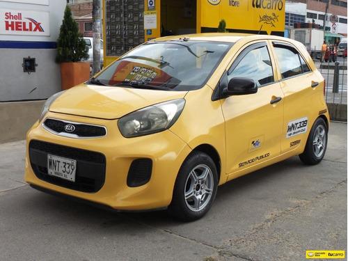 Kia Picanto Ion Taxis