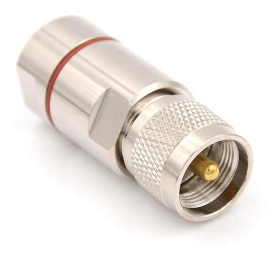 Conector Pl259 Uhf Macho 1/2