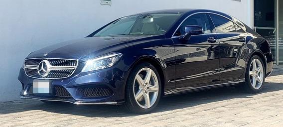 Mercedes-benz Clase Cls 3.5 400 Cgi At