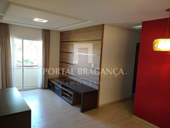 Apartamento De Condomínio Em Bragança Paulista - Sp - Ap0038_pbr