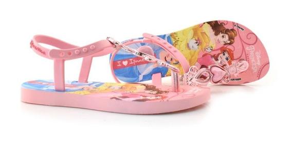 Sandália Infantil Disney Princesas - 26172