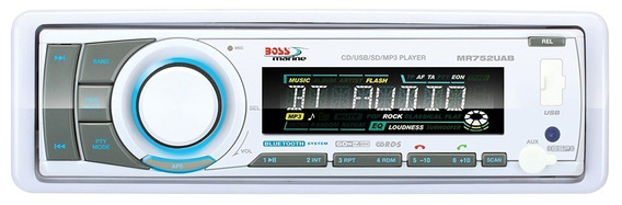 Som Marinizado Mp3 Am Fm Boss Marine Mr648w