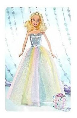 Barbie Feliz Aniversário 2004 Fora Da Caixa!!!