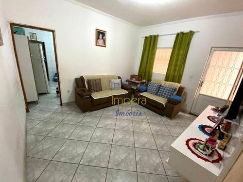 Casa Com 3 Dormitórios À Venda, 100 M² Por R$ 250.000,00 - Residencial Dom Bosco - São José Dos Campos/sp - Ca0115