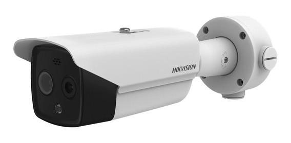 Cámara Térmica Hikvision Ds-2td2617b-6 Termográfica Humanos