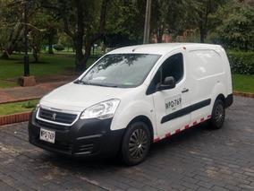 Peugeot Partner Maxi 2018 1.600 Turbo