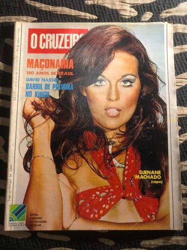 Imagem 1 de 12 de O Cruzeiro 72 Djenane Machado Maçonaria Nasser Padre Melo