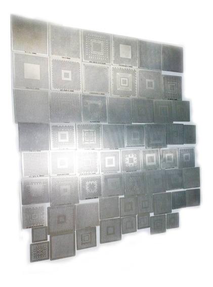 Stencil Calor Direto 0,60 - 61 Peças
