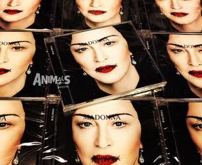 Madonna Madame X Cd Import Nuevo Original En Stock
