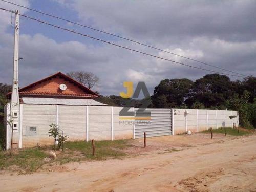 Casa Com 1 Dormitório À Venda, 42 M² Por R$ 175.000,00 - Dos Pereiras - Jarinu/sp - Ca12480