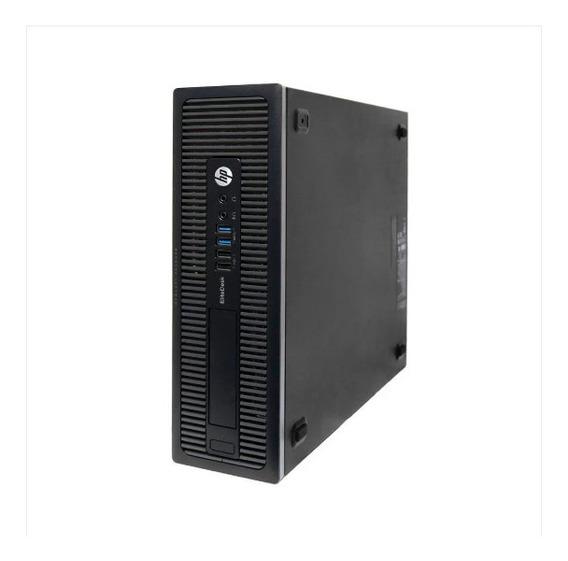 Desktop Hp Compaq Elite 800 G1 Intel I7 8gb 500gb - Usado