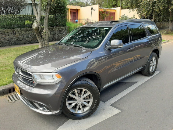 Dodge Durango Limited 3.600 Cc At 7 Puestos