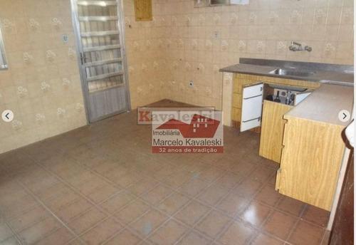 Imagem 1 de 20 de Casa Com 3 Dormitórios À Venda, 135 M² Por R$ 560.000,00 - Vila Moinho Velho - São Paulo/sp - Ca1246