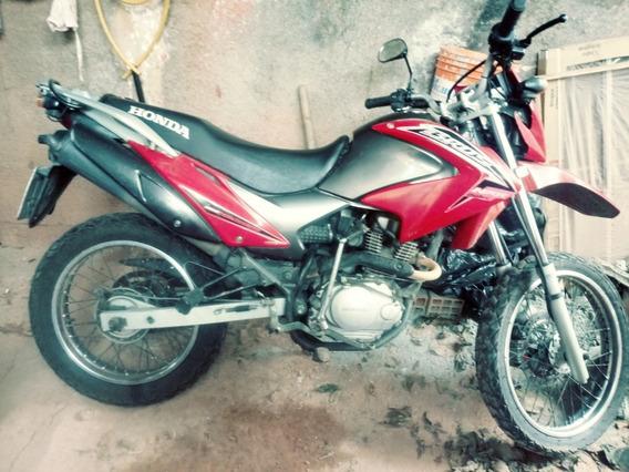 Honda Bros 150 Ano 2009