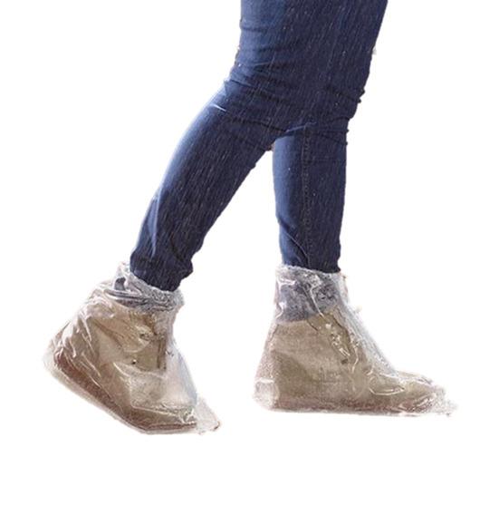 Oferta! Cubre Calzado Zapatos Impermeable Antiderrapante