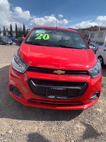 Chevrolet Beat Lt/sedan Rojo 2020