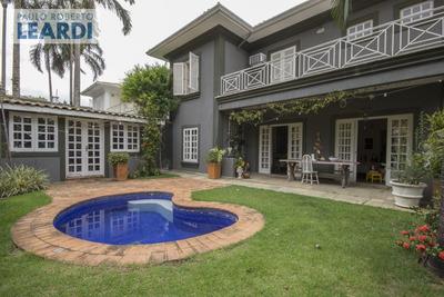 Casa Assobradada Morumbi - São Paulo - Ref: 540395