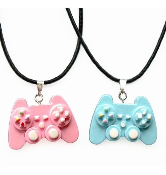 2 Collar Control Videojuegos Para Novios Pareja Amigos