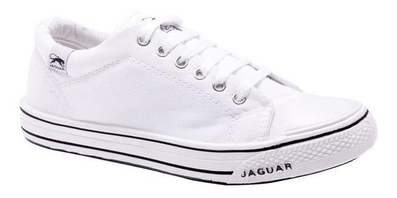 Zapatilla Jaguar 320 Blanco 34 35 37 38 40 41 42 43 44 45