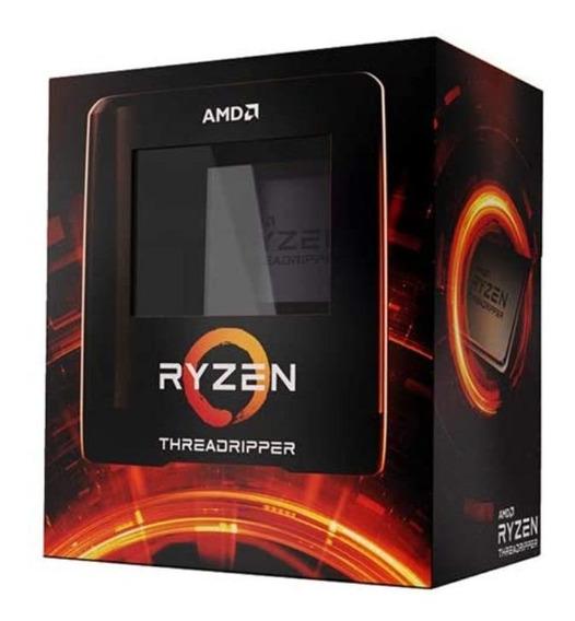 Processador AMD Ryzen Threadripper 3970X 100-100000011WOF de 32 núcleos e 4.5GHz de frequência