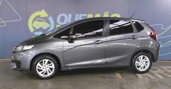 Honda - Fit Lx - Motor 1.5 - Ano 2015