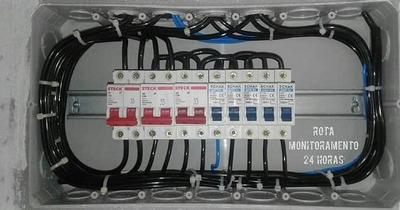 Instalação E Manutenção De Rede Elétrica