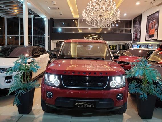 Land Rover Discovery 4 3.0 Hse 4x4 Diesel Top Blindada!