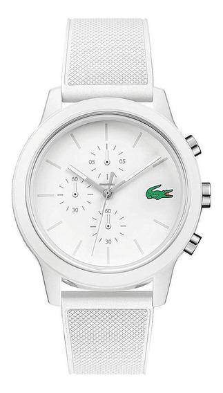 Reloj Lacoste Caballero Color Blanco 2010974 - S007