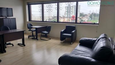 Sala Comercial Mobiliada - Oportunidade! - Sa01055 - 33820844