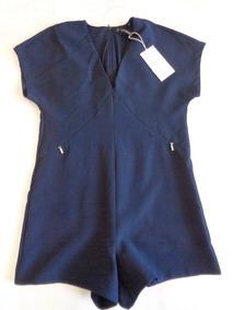 Jumpsuit Short Marca Trafaluc De Zara, Nuevo C/etiqueta