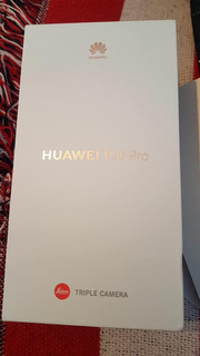 Huawei P20 Pro 128gb 6gb + Vr Panoramic 360° + Smart View