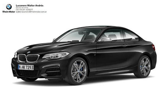 Bmw M 240i M Package 0km - Entrega Inmediata - Oportunidad